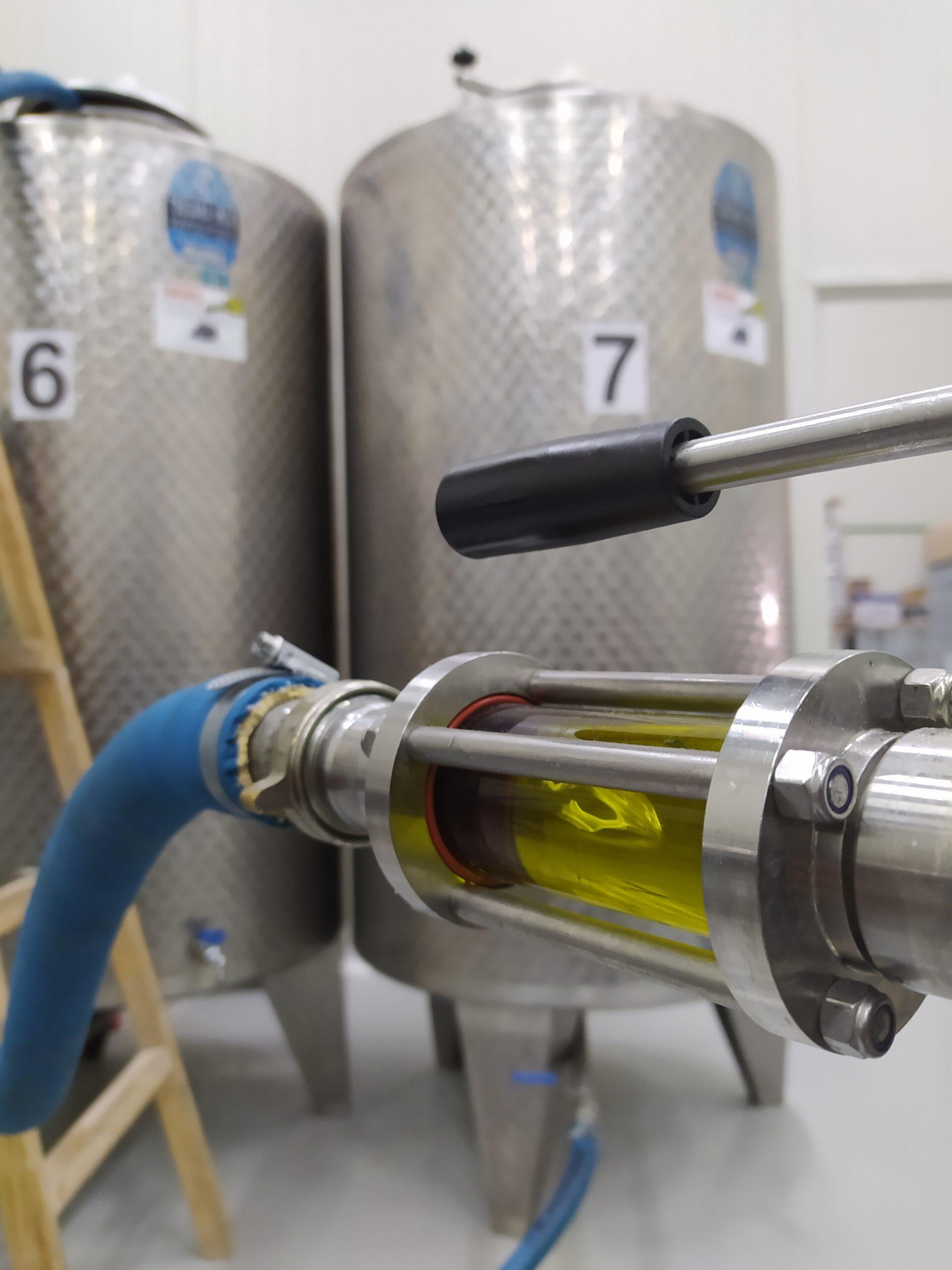Aspida ELEA Olivenöl Ölmühle