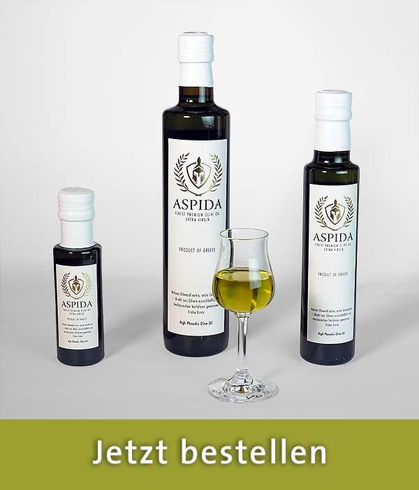 Aspida OlivenölErzeuger